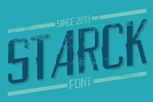 Starck Font