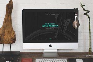 Portfolio | PowerPoint Template