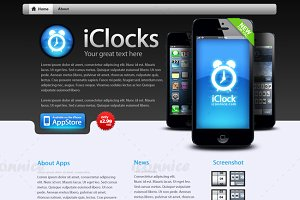 iClock for iPhone