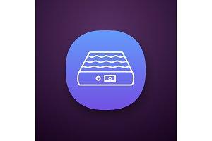 Air mattress app icon