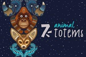 7 Animal Totems