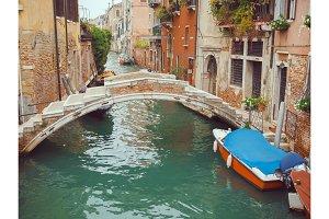 Venice, beautiful romantic italian