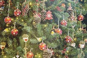 Merry Christmas invitations.