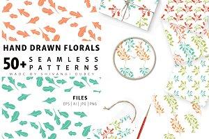 Blossom - Hand drawn Florals Set 3