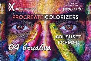 Procreate Colorizers Brushset