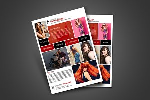 Photography Flyer Template V04