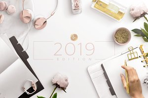 Yearly Planner - 2019 EDITION