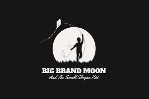 Big Brand Moon Logo