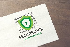Secure Lock Logo