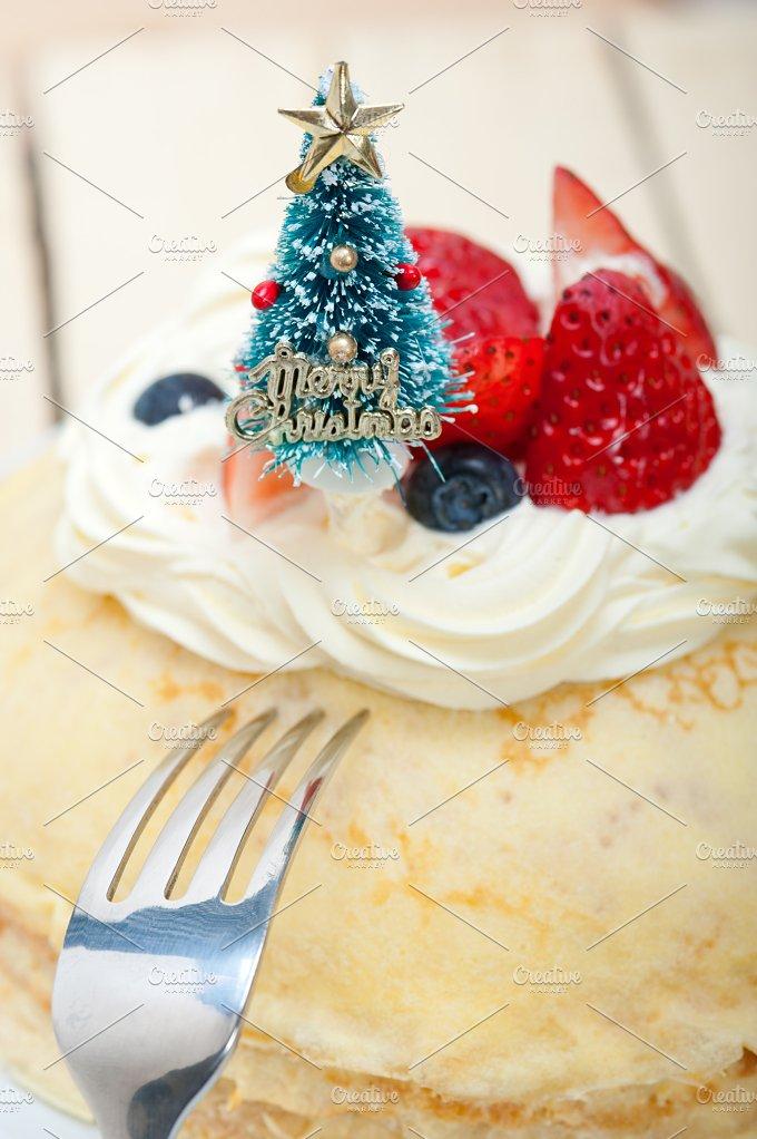 pancake dessert cake 001.jpg - Food & Drink