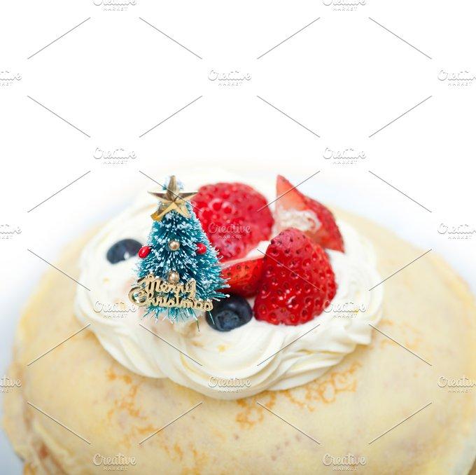 pancake dessert cake 006.jpg - Food & Drink