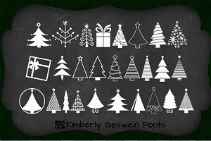 KG Christmas Trees