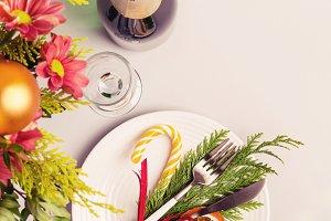 Winter bouquet, natural decoration a