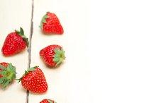 strawberries on white wood table F 007.jpg