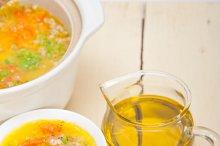 Syrian barley broth soup Aleppo style called talbina 003.jpg