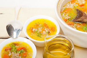 Syrian barley broth soup Aleppo style called talbina 040.jpg