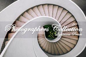 Photographer Lightroom Presets