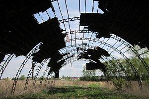 Old hangar