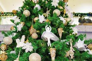 Latvian Christmas tree