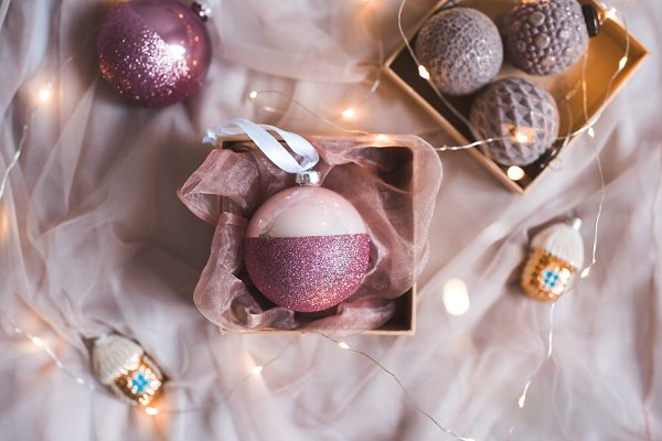 Holiday Stock Photos - Christmas decorations