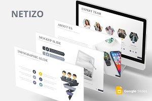 Netizo - Google Slides Template