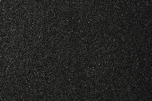 Black sand background