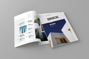 Magazine Template Vol. 14