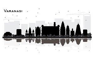 Varanasi India City Skyline