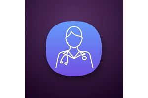 Doctor app icon