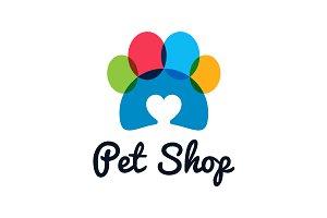 Pet shop logo.
