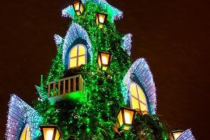 Lithuanian Christmas tree