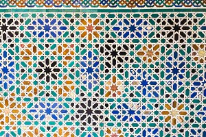 arabesque wall