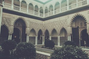 arabic patio