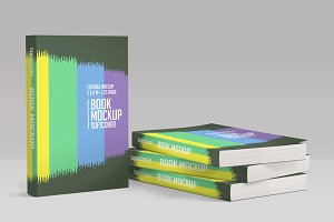 Book Mockup Softcover