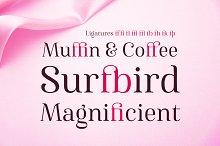 Famosa - Joyful Elegance by  in Serif Fonts
