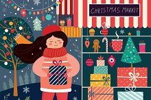 Christmas time by  in Illustrations