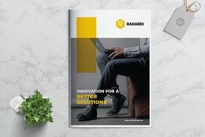 RAHARDI - Corporate Brochure
