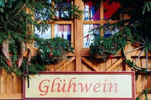 Gluhwein Hot Wine