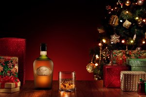 rum and gifts