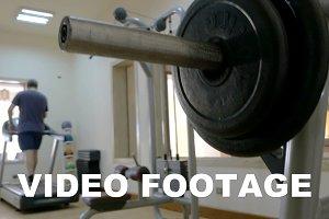 Sportsman putting disk weight