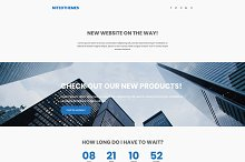 CMP Agency - Business Landing Page