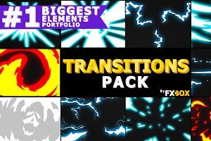 Handy Transitions Motion Graphics