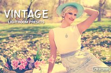 30 Vintage Effect Lightroom Presets