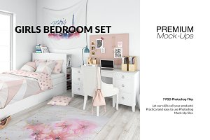 Kids Bedding, Tapestry, Poster Set