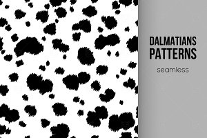 2 Dalmatian Patterns
