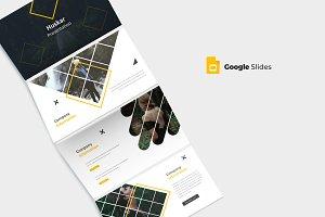 Huskar - Google Slides Template
