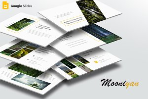 Mooniyan - Google Slides Template