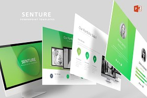Senture - Powerpoint Template