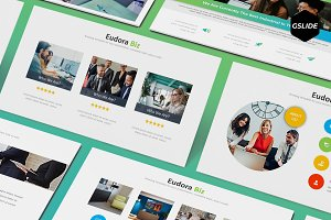 Eudora - Google Slides Template