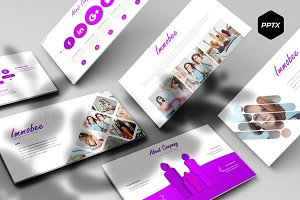 Immobee - Powerpoint Template